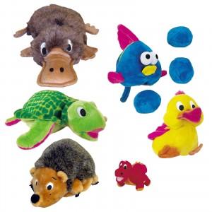 Kyjen Egg Babies Dog Toys