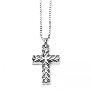 Cross Memorial Pendant