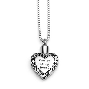 Memorial jewelry archives rolling t stores blog memorial heart pendant aloadofball Images
